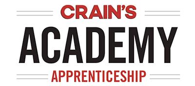 Crain's Academy - Apprenticeship logo