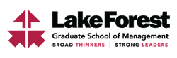 Lake Forest Graduate School of Management logo